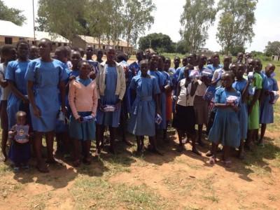 Rural Girls Menstrual Management