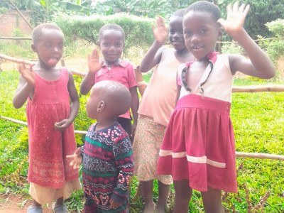 Alpha and Omega children's home