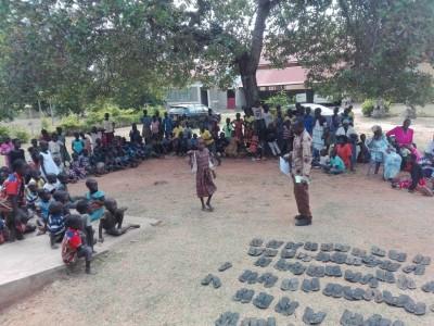 Orphans Accessing Education Scholarship