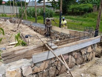 Construction of Destiny International Church