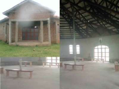Chairs for St.Francis Chapel Dadir,Kachumbala