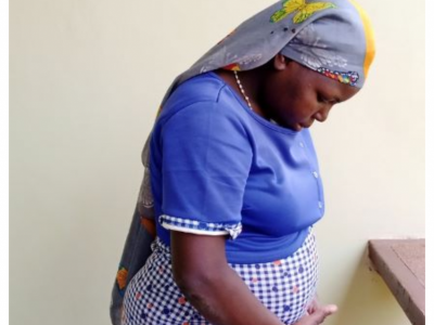 Medical support for epileptic pregnant minor